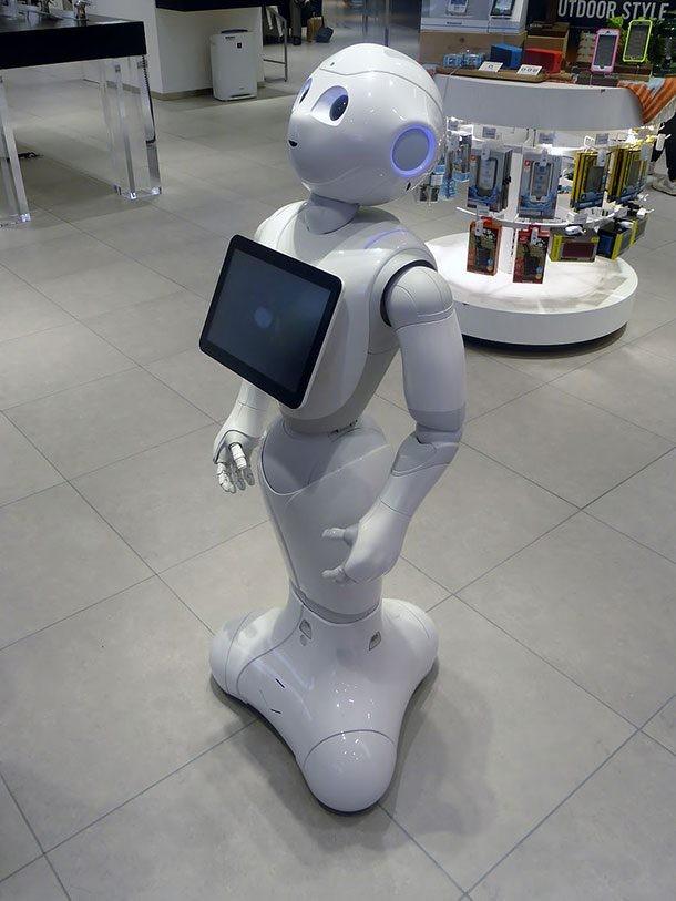 9 chức năng đáng sợ khiến robot ngày càng trở nên giống người ảnh 8