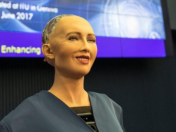 9 chức năng đáng sợ khiến robot ngày càng trở nên giống người ảnh 2