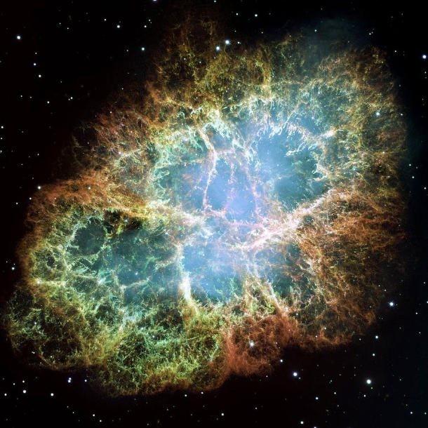 14 bức ảnh chụp vũ trụ đáng kinh ngạc nhất ảnh 5