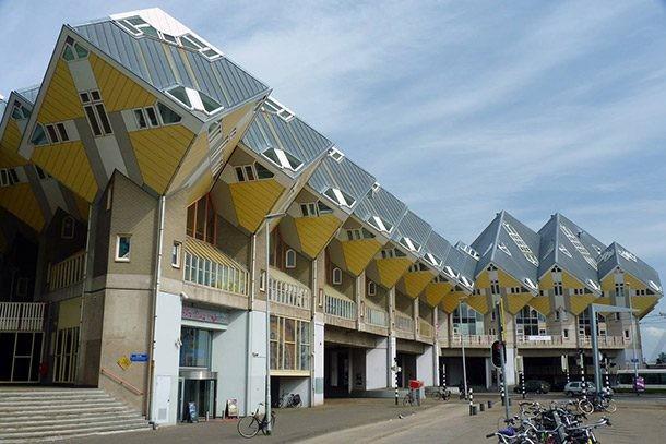 Những tòa nhà có thiết kế kỳ lạ nhất thế giới ảnh 5