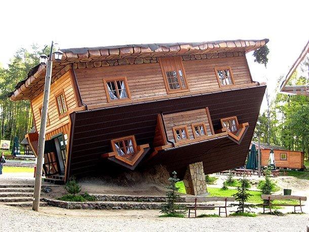 Những tòa nhà có thiết kế kỳ lạ nhất thế giới ảnh 4