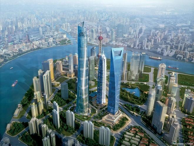 Top 12 tòa nhà cao nhất thế giới ảnh 2