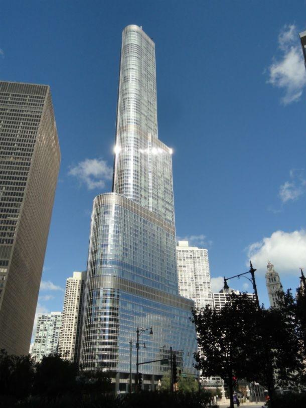 Top 12 tòa nhà cao nhất thế giới ảnh 12