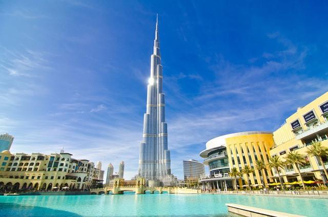 Top 12 tòa nhà cao nhất thế giới ảnh 1