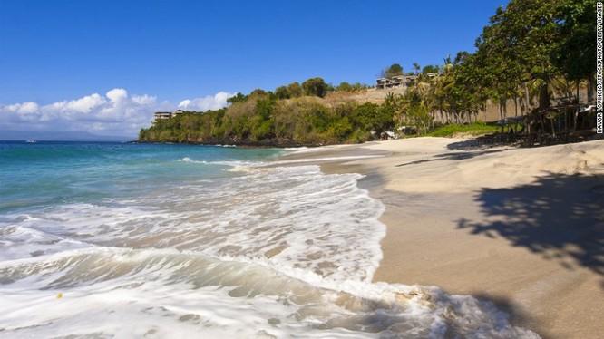10 bãi biển đẹp nhất hành tinh ảnh 9