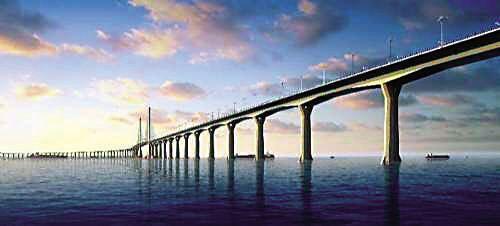Top 8 cây cầu dài nhất thế giới ảnh 8