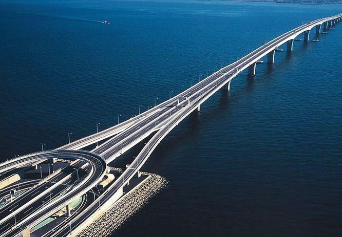 Top 8 cây cầu dài nhất thế giới ảnh 4