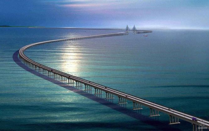 Top 8 cây cầu dài nhất thế giới ảnh 5