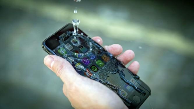 iPhone XI có thể hoạt động bình thường dưới nước ảnh 3