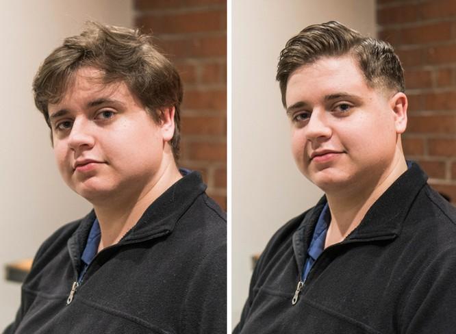 Chùm ảnh chứng tỏ kiểu tóc phù hợp có thể thay đổi mọi thứ ảnh 3