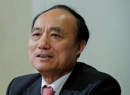 Tổng thư ký Houlin Zhao của Liên minh Viễn thông Quốc tế (ITU) tham dự một cuộc họp báo tại Geneva, Thụy Sĩ, ngày 28 tháng 5 năm 2018. Ảnh: Reuters
