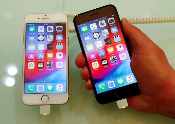 Cổ phiếu Qualcomm tăng 23% sau khi chiến thắng vụ kiện độc quyền với Apple ảnh 1