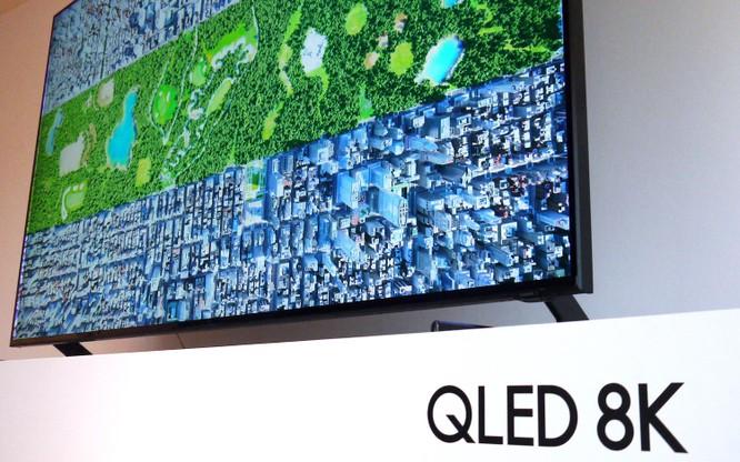 Huawei sẽ phát hành TV 5G đầu tiên trên thế giới với độ phân giải 8K? ảnh 2