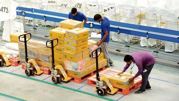 Amazon dùng máy đóng gói thay công nhân ảnh 3