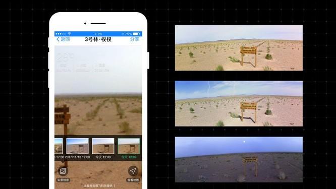 Công nghệ đang giúp Trung Quốc chống lại sa mạc hóa như thế nào? ảnh 1