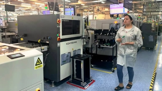 CIG đã tăng năng suất lao động tại nhà máy của mình lên 160% trong 5 năm. Ảnh: Nikkei Asian Review
