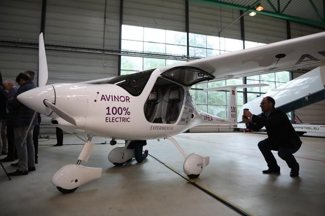 Máy bay điện đầu tiên của Na Uy gặp tai nạn ảnh 1