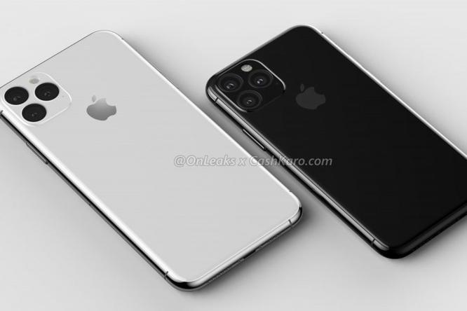 Những chiếc iPhone 2019 sắp ra mắt dự kiến sẽ có một mô-đun máy ảnh hình vuông ở mặt sau.