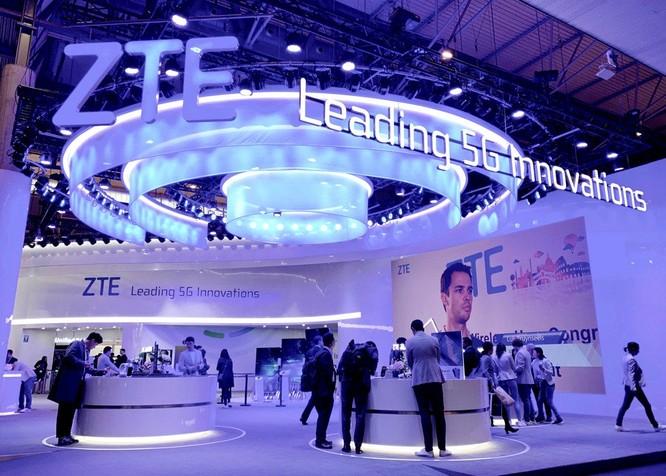 Thị phần mạng 5G của Huawei, ZTE bất ngờ được mở rộng trong bối cảnh căng thẳng thương mại Trung – Mỹ leo thang ảnh 1