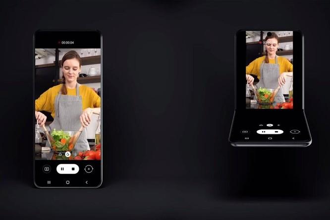 Hé lộ thiết kế Samsung Galaxy Fold 2 ảnh 1