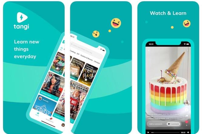 Google giới thiệu ứng dụng video ngắn Tangi ảnh 1