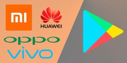 """Huawei, Oppo, Vivo và Xiaomi cùng hợp tác """"chống lại"""" kho ứng dụng của Google ảnh 2"""