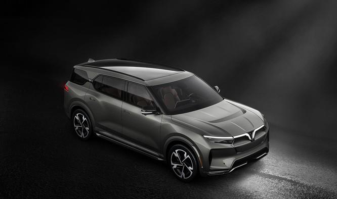 Vinfast bất ngờ công bố 3 mẫu ô tô điện tự lái, nhận đặt hàng từ tháng 5, giao xe tháng 11/2021 ảnh 2