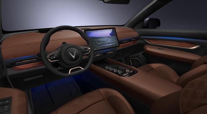 Vinfast bất ngờ công bố 3 mẫu ô tô điện tự lái, nhận đặt hàng từ tháng 5, giao xe tháng 11/2021 ảnh 3