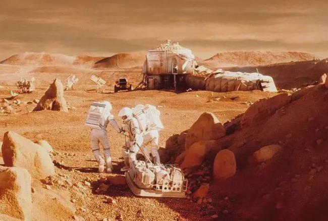 Tại sao phi hành gia hạ cánh trên sao Hỏa không thể trở về Trái Đất? ảnh 2