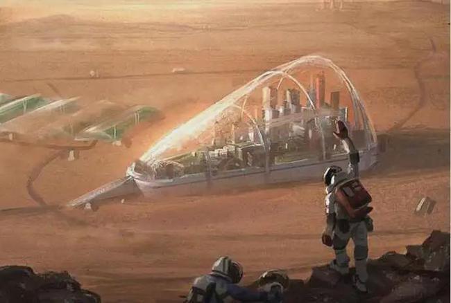 Tại sao phi hành gia hạ cánh trên sao Hỏa không thể trở về Trái Đất? ảnh 4