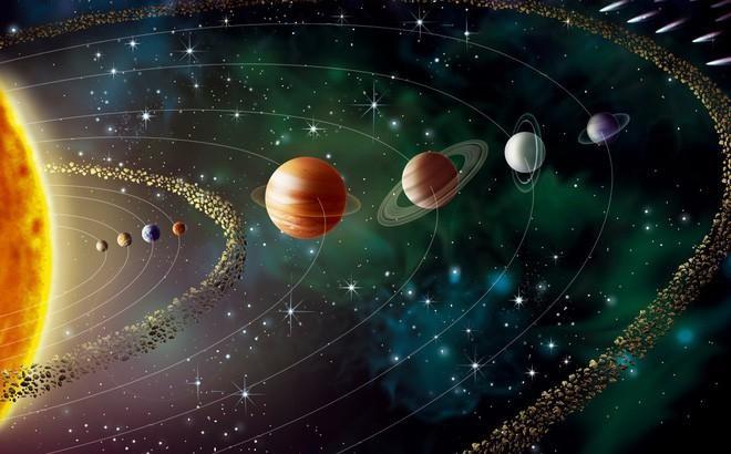 Giả sử kích thước của Trái Đất là 1cm thì ngôi sao lớn nhất trong vũ trụ có kích thước bao nhiêu? ảnh 1