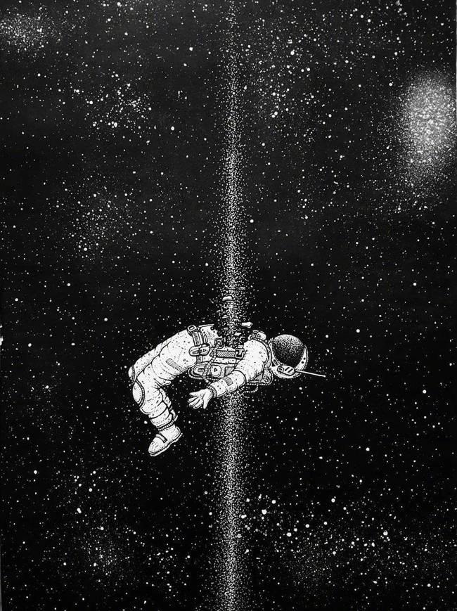 Sau khi các phi hành gia tử vong trong không gian, liệu hài cốt họ có trôi đến các hành tinh khác? ảnh 1