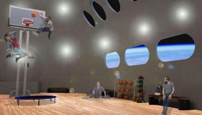 Khách sạn không gian đầu tiên trên thế giới mở cửa vào năm 2027 ảnh 3