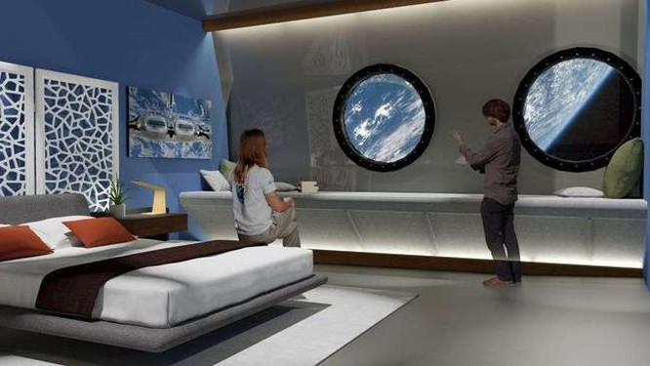 Khách sạn không gian đầu tiên trên thế giới mở cửa vào năm 2027 ảnh 2
