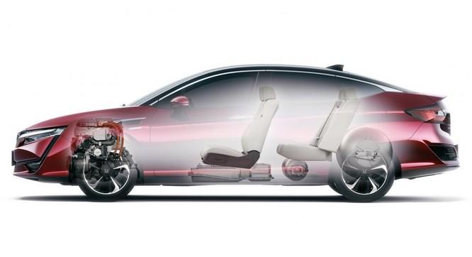 """Xe điện chiếm ưu thế, tại sao xe chạy bằng nhiên liệu hydro bị """"bỏ lại phía sau""""? ảnh 3"""