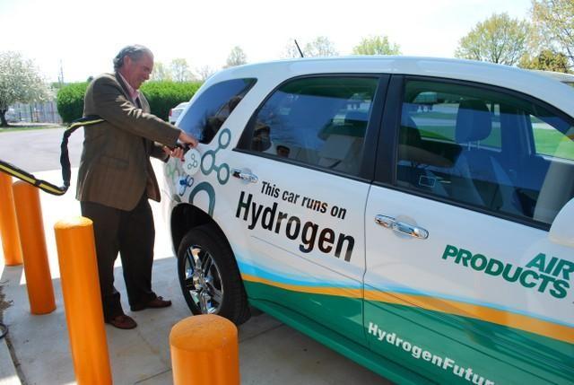 """Xe điện chiếm ưu thế, tại sao xe chạy bằng nhiên liệu hydro bị """"bỏ lại phía sau""""? ảnh 2"""