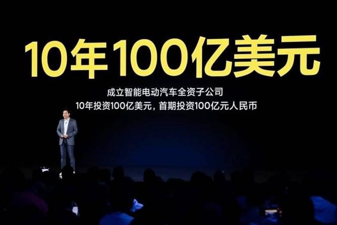 Lei Jun tiếp tục khởi nghiệp, Xiaomi có thể sẽ tạo ra kỷ nguyên ô tô điện giá rẻ ảnh 1