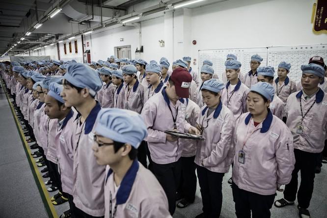 Cuộc khủng hoảng nhân lực trong ngành sản xuất Trung Quốc ảnh 2