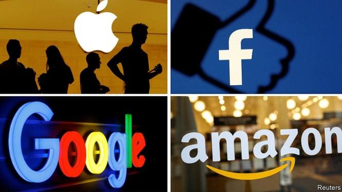 Cuộc chiến chống độc quyền Big Tech của Trung Quốc và Mỹ ảnh 3
