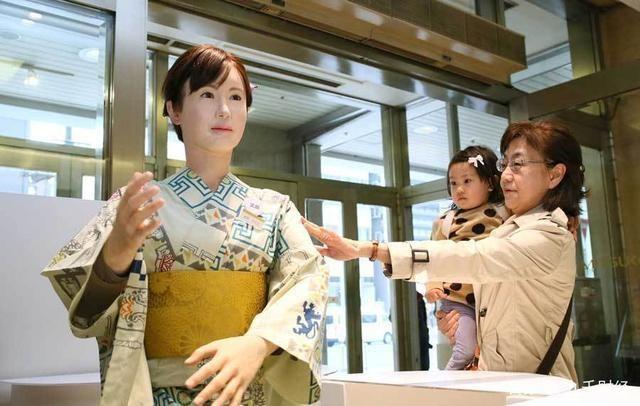 """Tại sao người Nhật Bản lại """"phát cuồng"""" với robot nữ? ảnh 1"""
