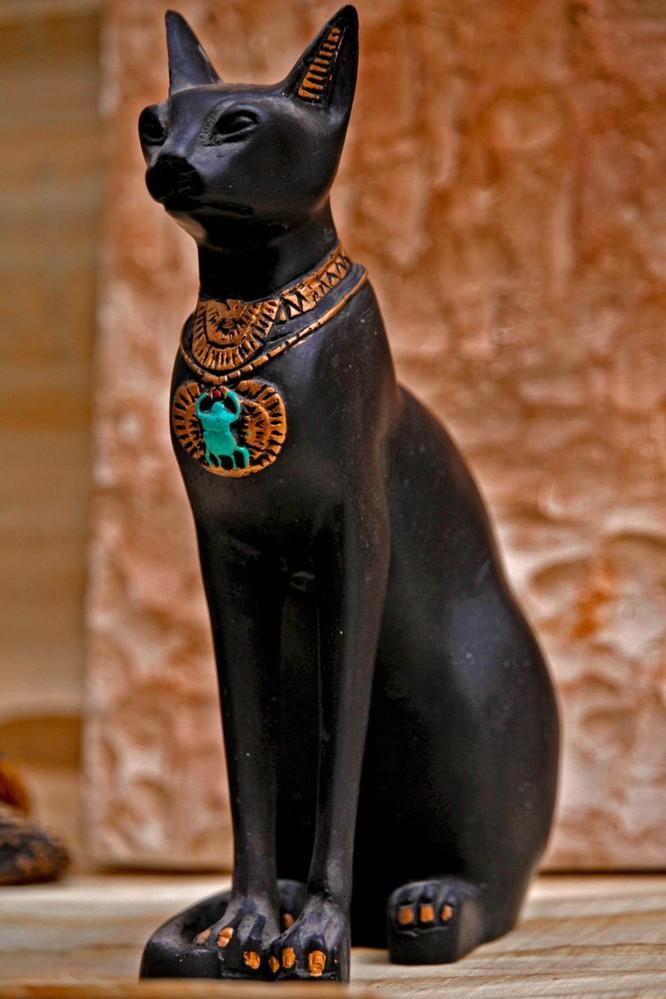 Tại sao người Ai Cập cổ đại lại tôn sùng mèo? ảnh 2