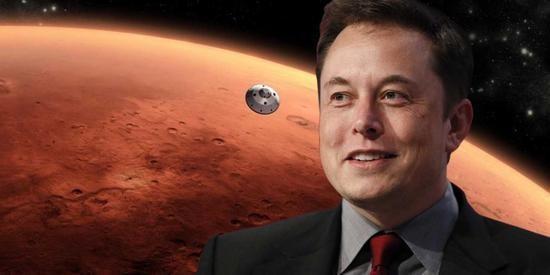 Elon Musk: Khám phá sao Hỏa không phải lối thoát cho người giàu ảnh 1