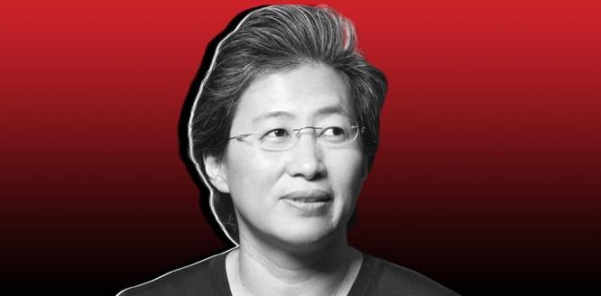 Nữ CEO đầu tiên trong lĩnh vực chip khiến Intel bị thất sủng ảnh 2