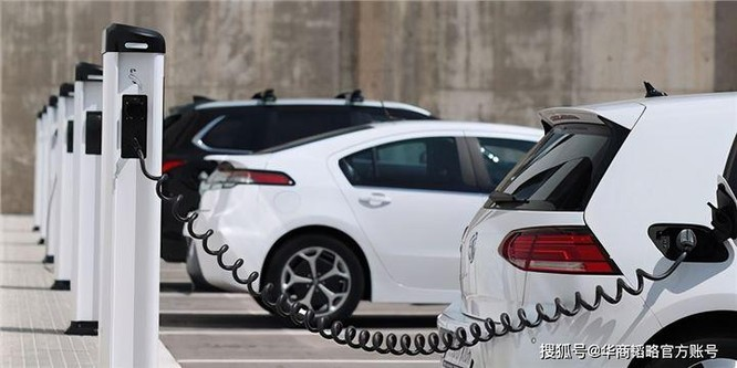 Tại sao Trung Quốc lại tập trung vào ngành công nghiệp xe điện? ảnh 2