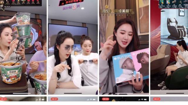 Xu hướng livestream bán hàng tỉ USD của Trung Quốc bị biến chất ảnh 1