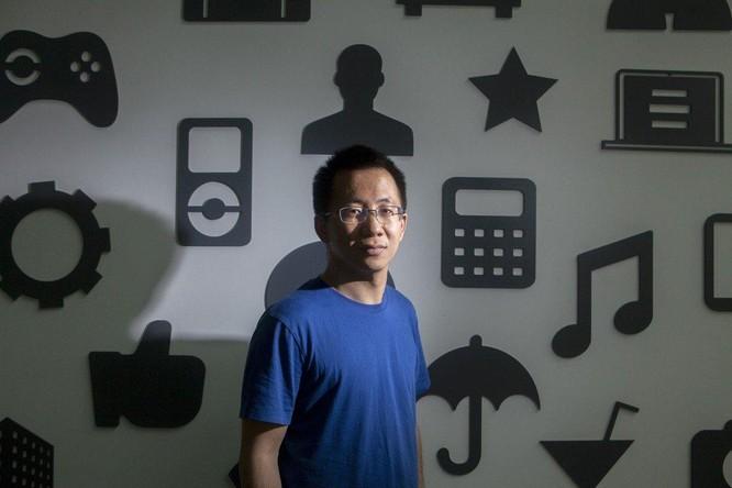 Tại sao Zhang Yiming từ chức Giám đốc điều hành của ByteDance? ảnh 1