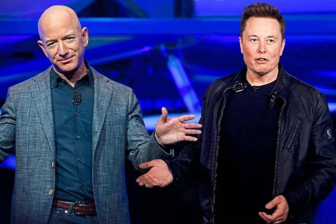 Muốn lên vũ trụ với người giàu nhất thế giới Jeff Bezos, bạn phải trả bao nhiêu tiền? ảnh 4