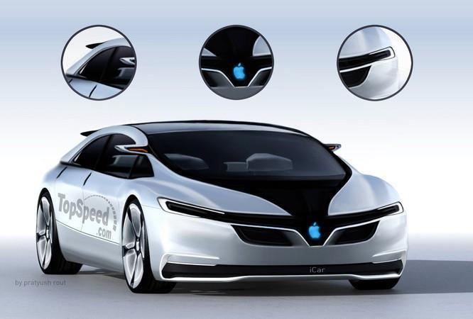 Đã 7 năm khởi động dự án, bao giờ Apple Car ra mắt? ảnh 2