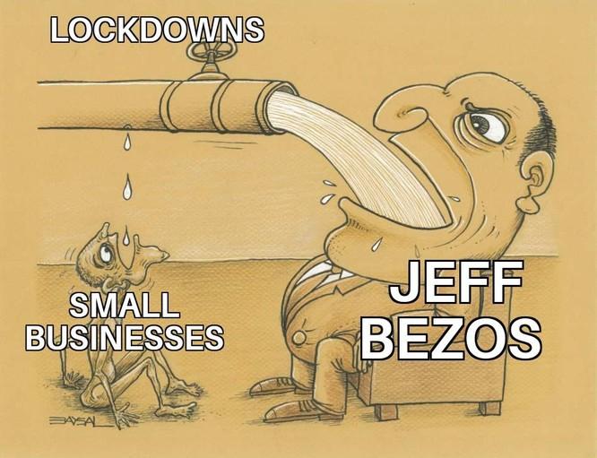 Vì sao nhiều người Mỹ lại ghét tỉ phú Jeff Bezos? ảnh 7