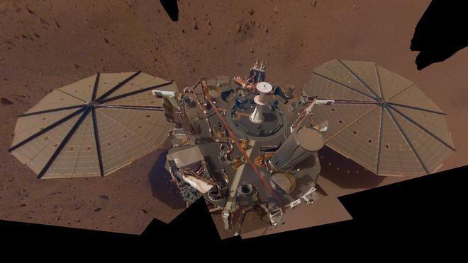 NASA tiết lộ bí ẩn cấu trúc chi tiết bên trong Sao Hỏa, căn cứ dữ liệu của tàu thăm dò InSight ảnh 1